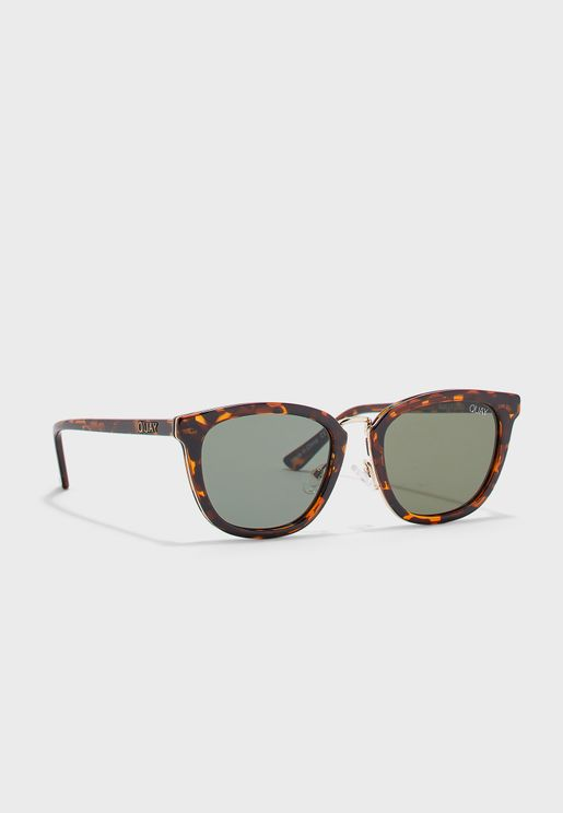 Run Around Cat Eye Sunglasses