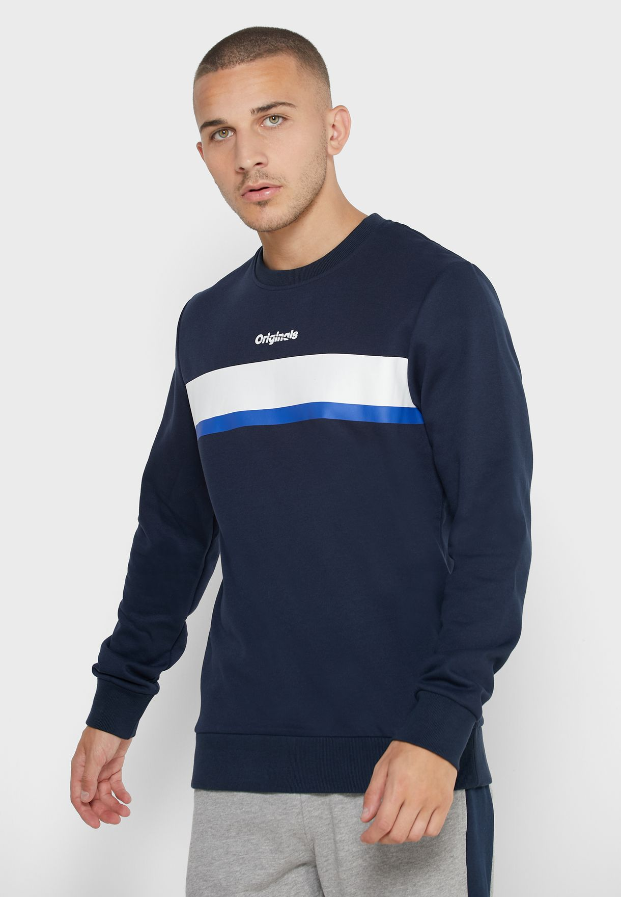 Caine Regular Fit Sweatshirt