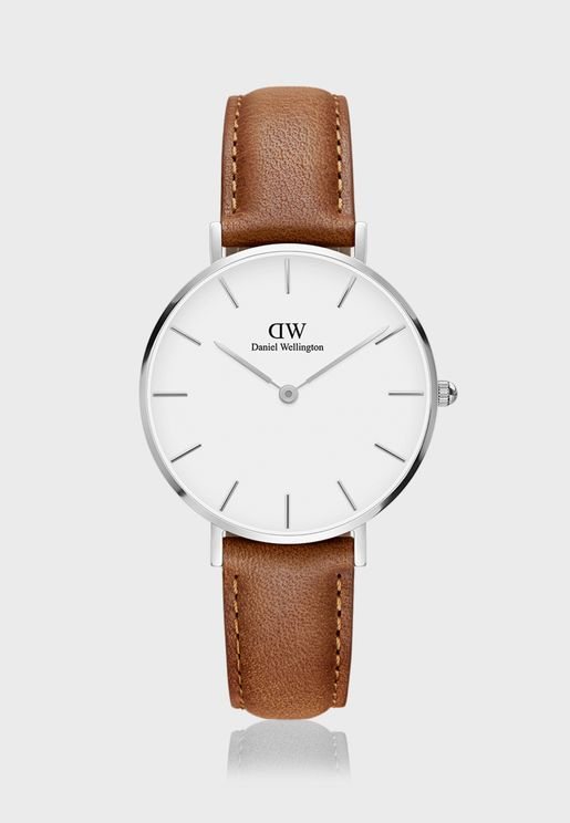 Classic Petite Durham Analog Watch