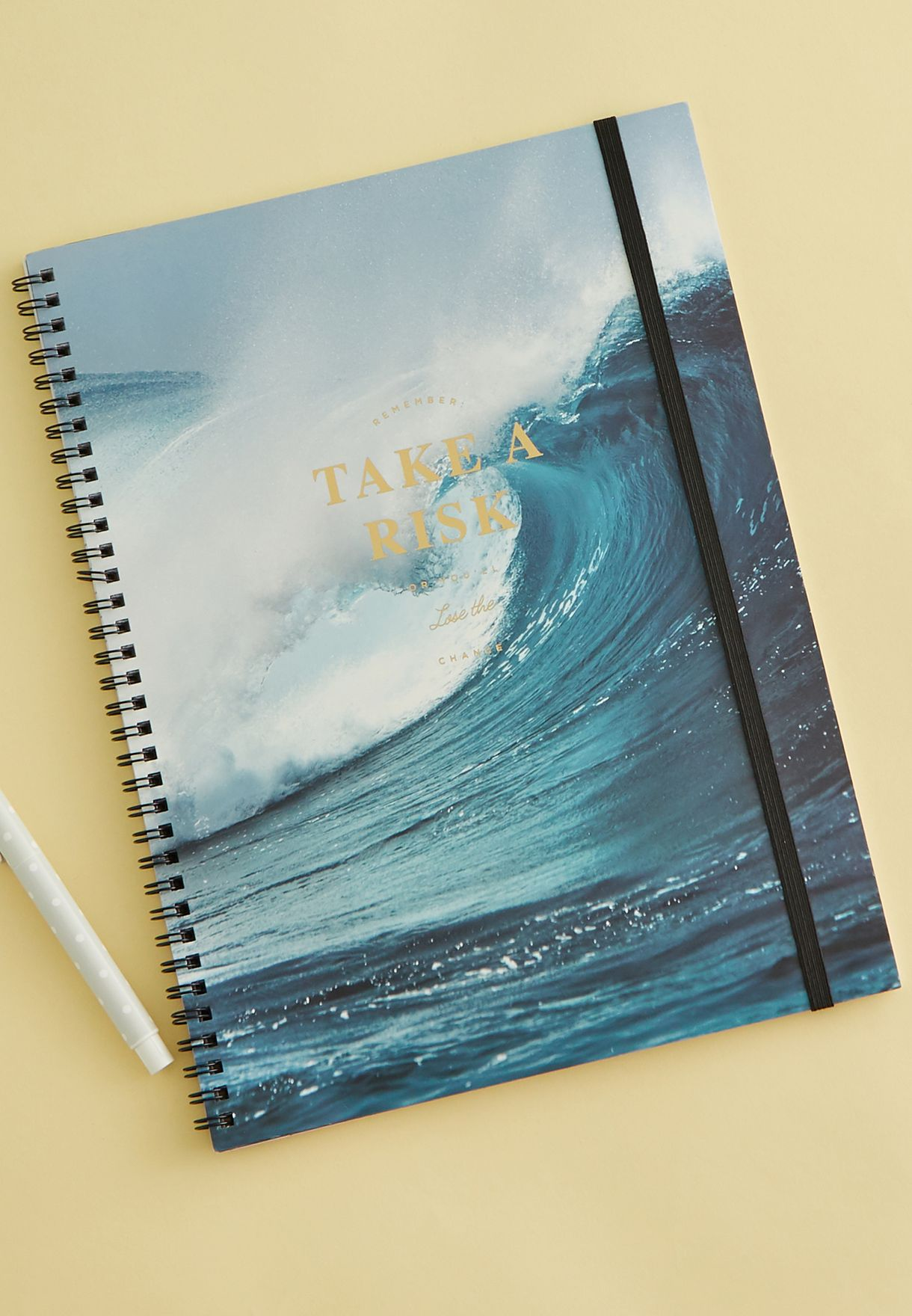 A4 Spinout Notebook