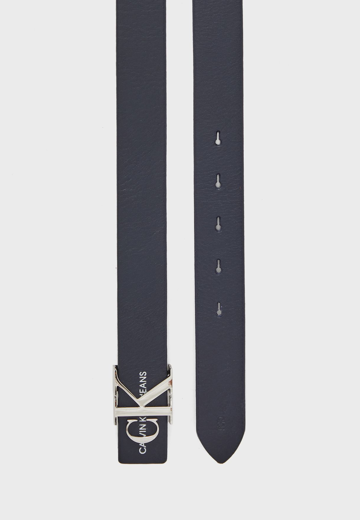 Mono Leather Belt