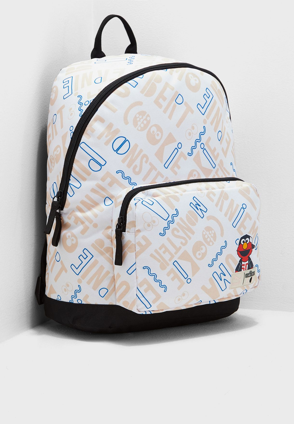 Sesame Street Sports Backpack