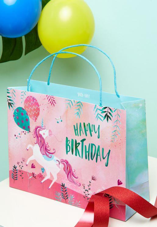 Unicorn Gift Bag