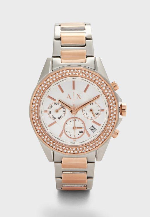 AX5653 Lady Drexler  Analog Watch