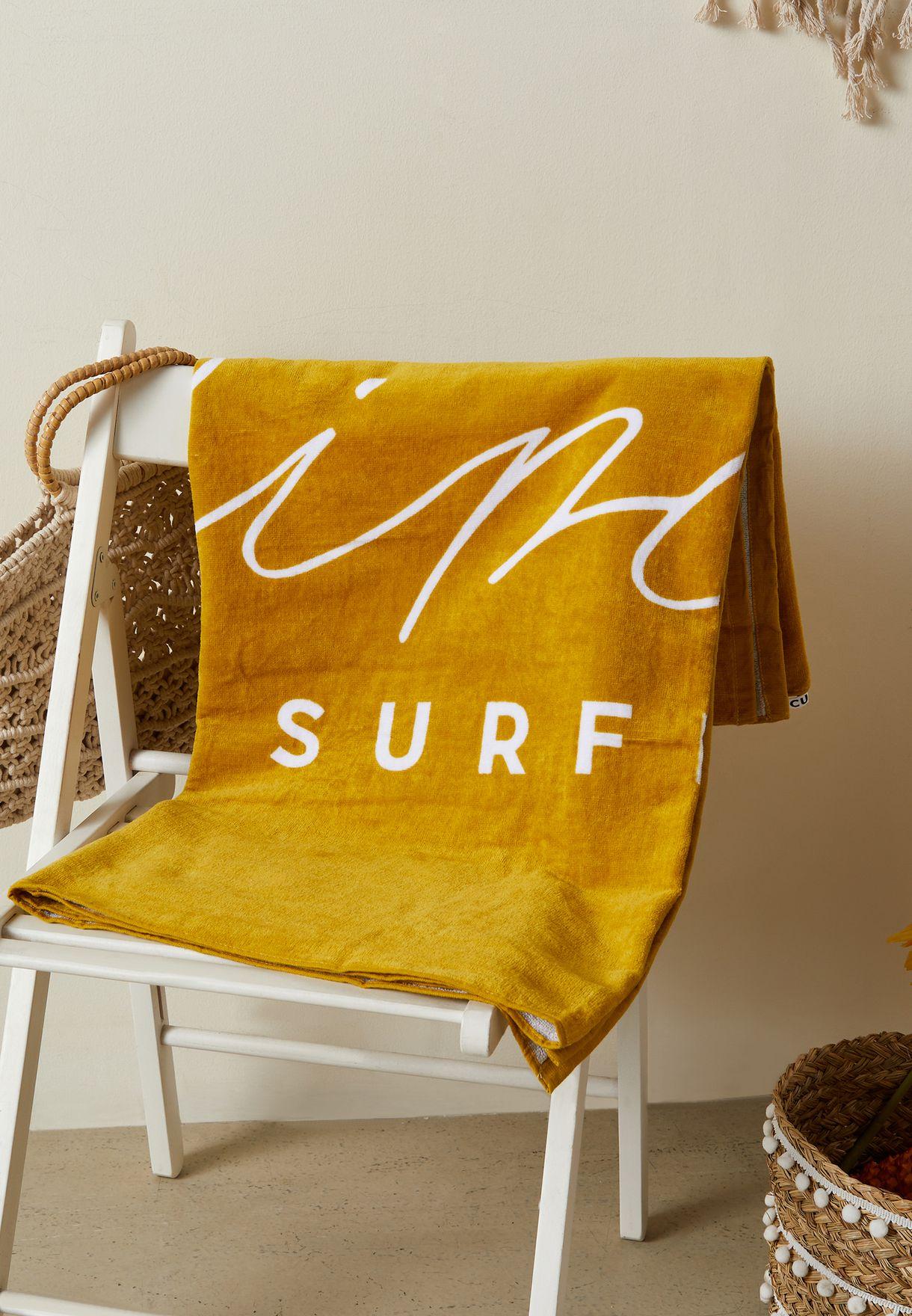 Standard Origin Towel