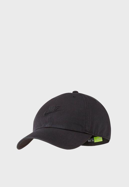 H86 Futura Washed Cap