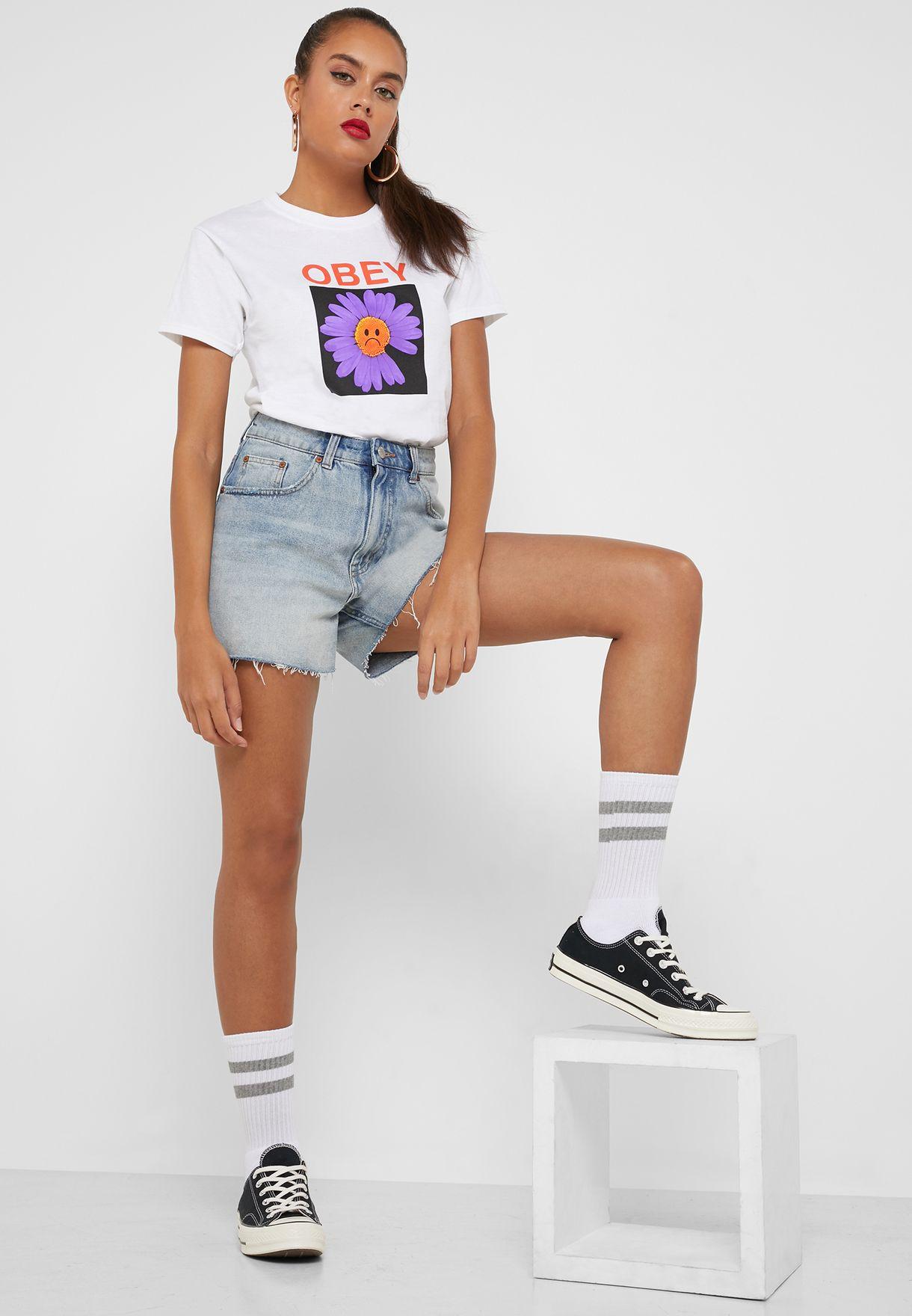 Sad Daisy T-Shirt
