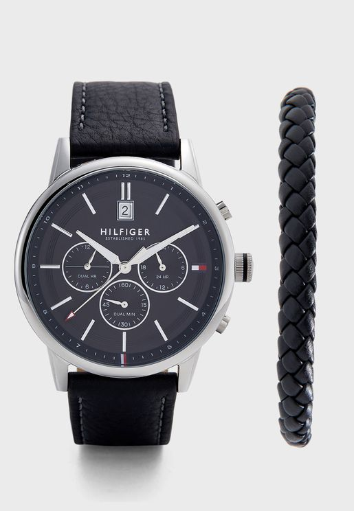 Kyle Watch & Bracelet Gift Set