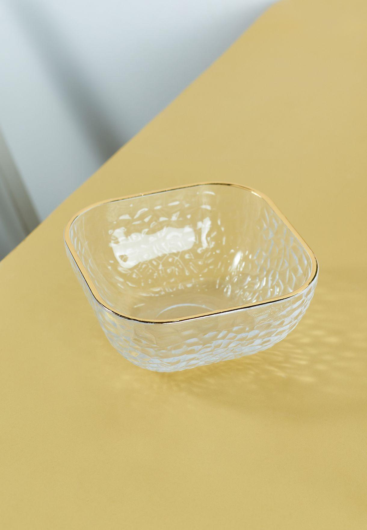 وعاء زجاجي