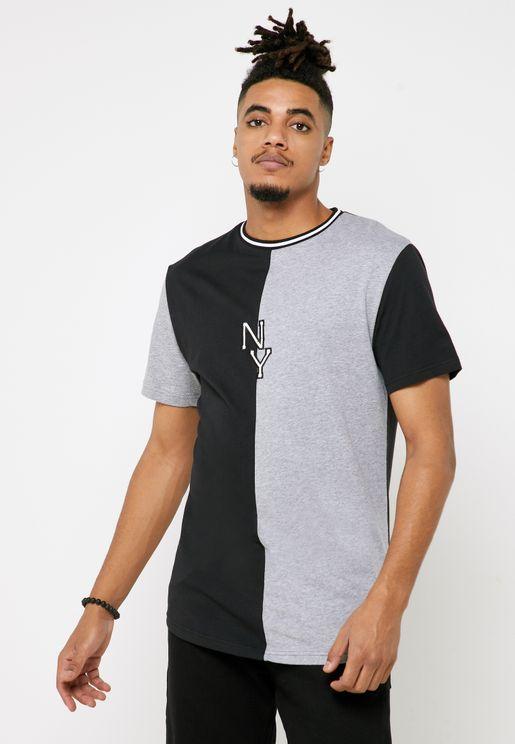 Seddon Colour Block T-Shirt