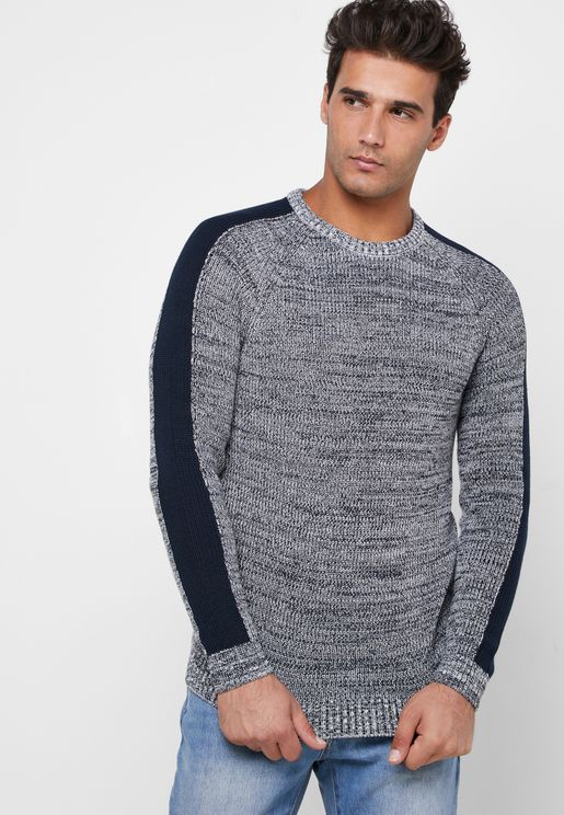Payson Knitted Sweater