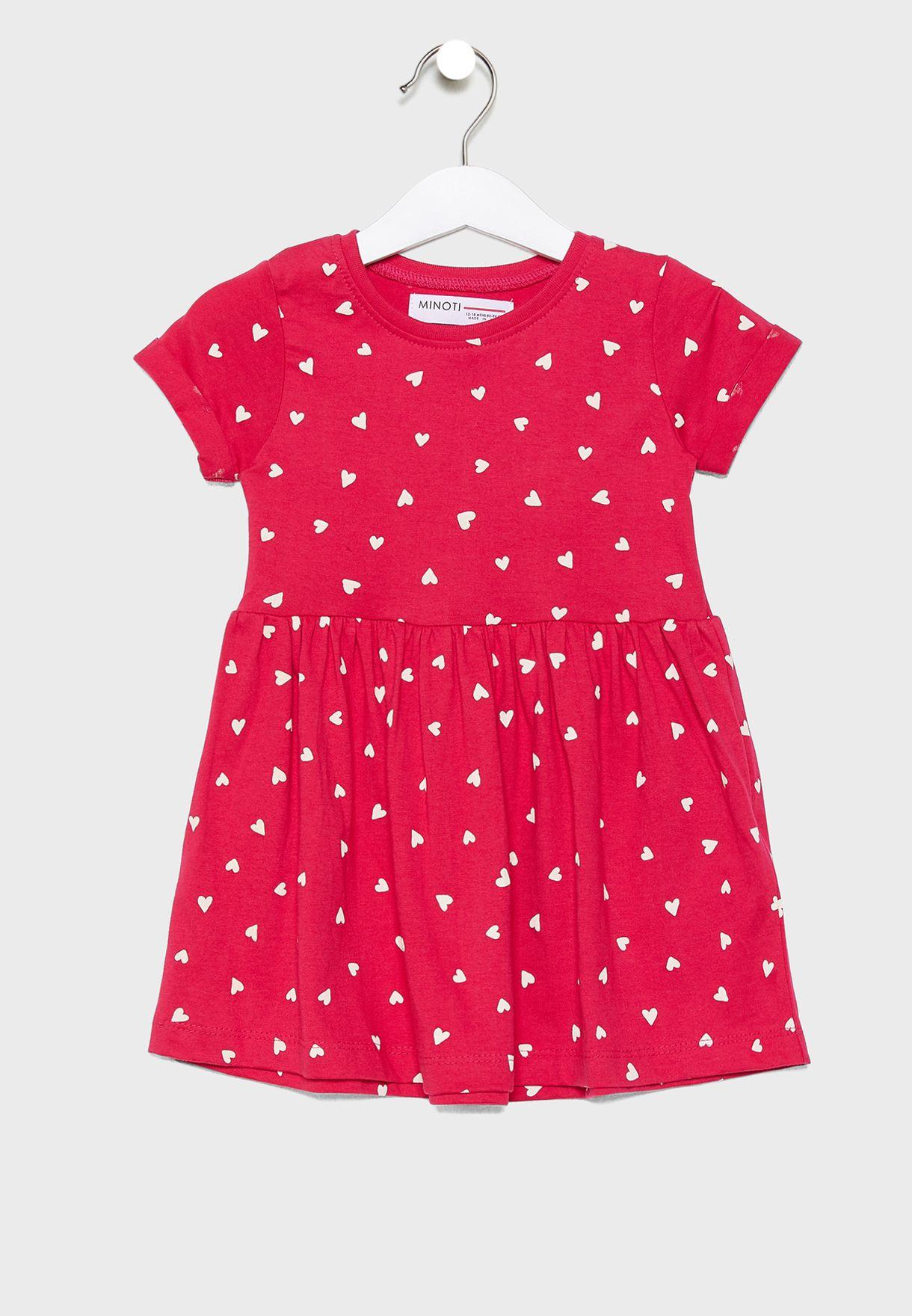 Infant Heart Dress
