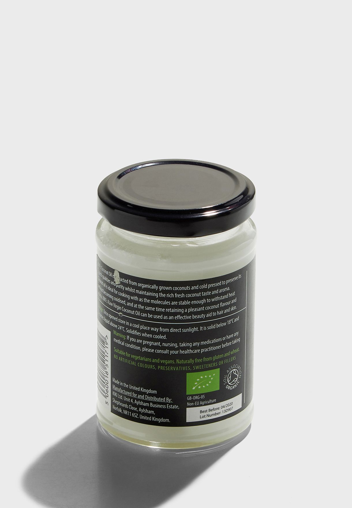 Organic Coconut Oil ­200ml