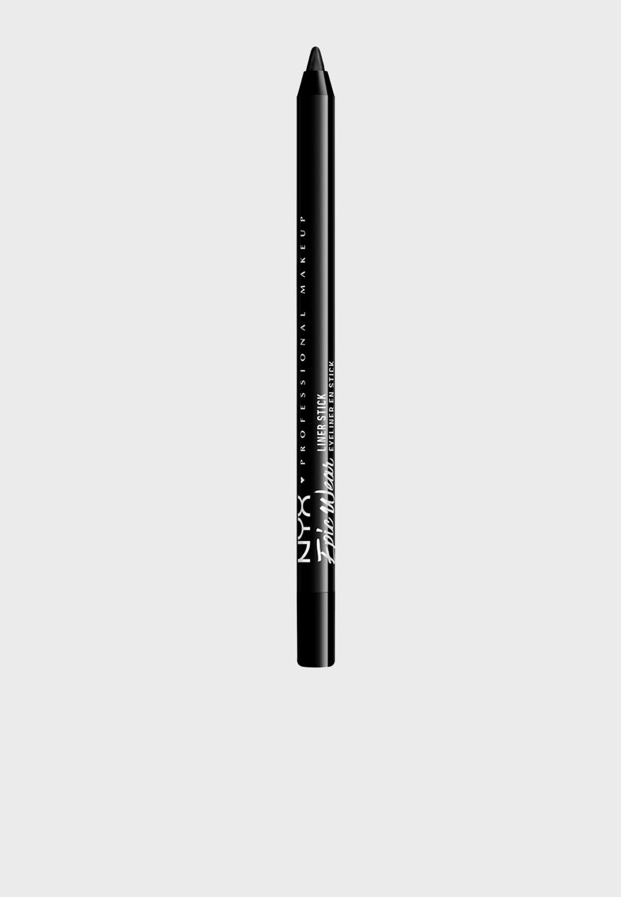 قلم لاينر ايبك وير - بيتش بلاك 08