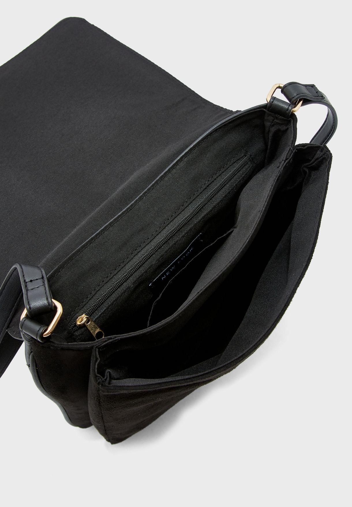 حقيبة بقفل مغناطيسي