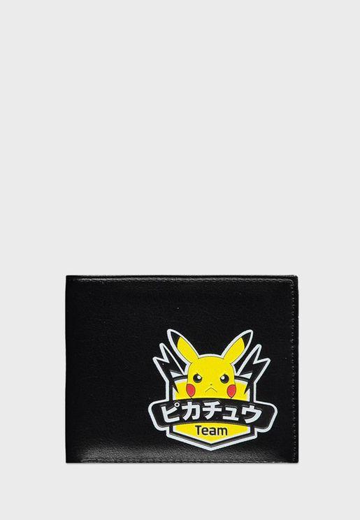 محفظة بوكيمون