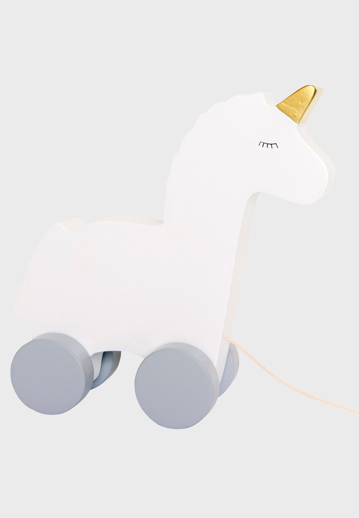 Kids Unicorn Pull Toy