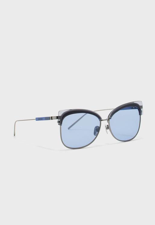 Ck19701S Cat Eye Sunglasses