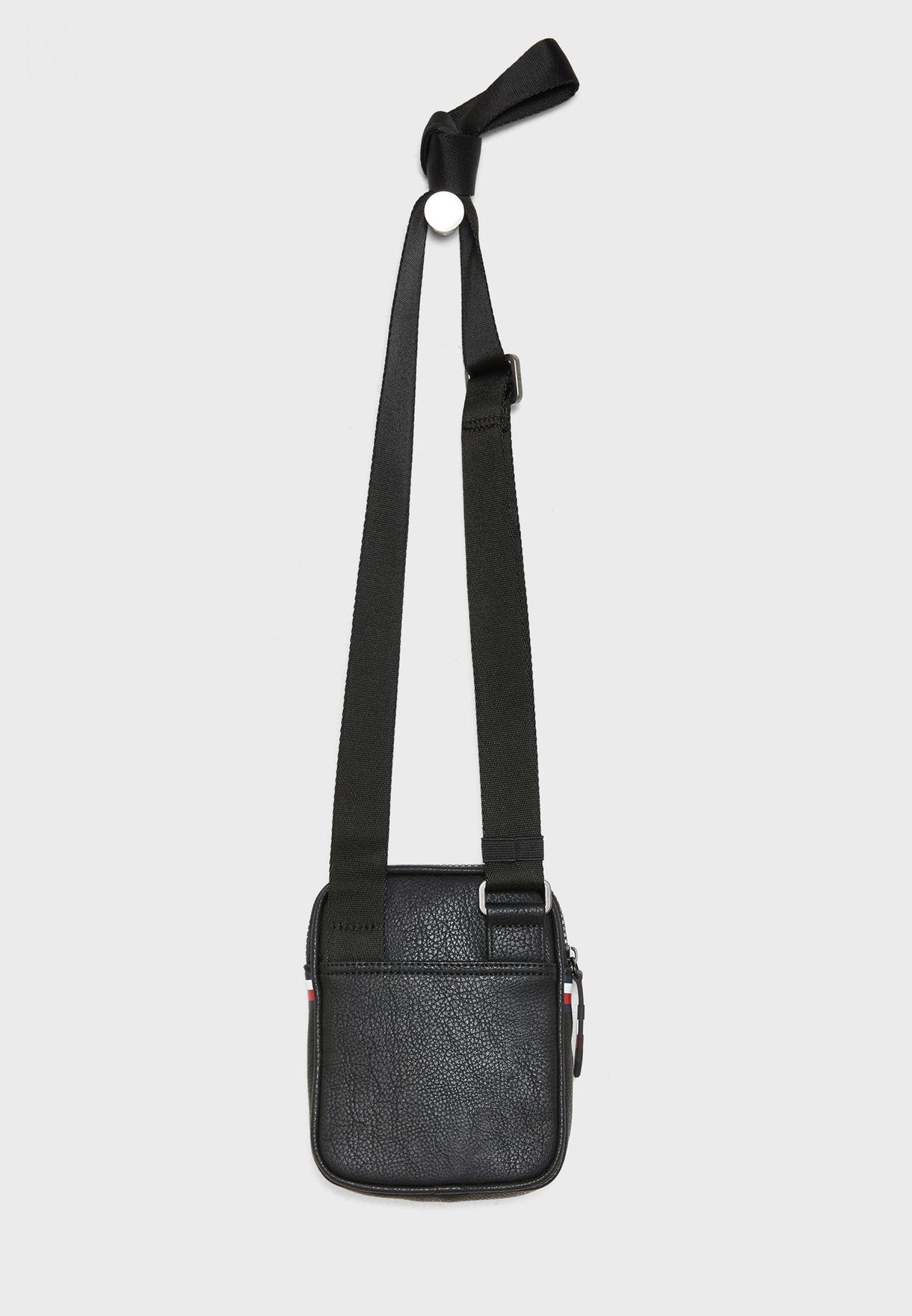 Compact Messenger Bag