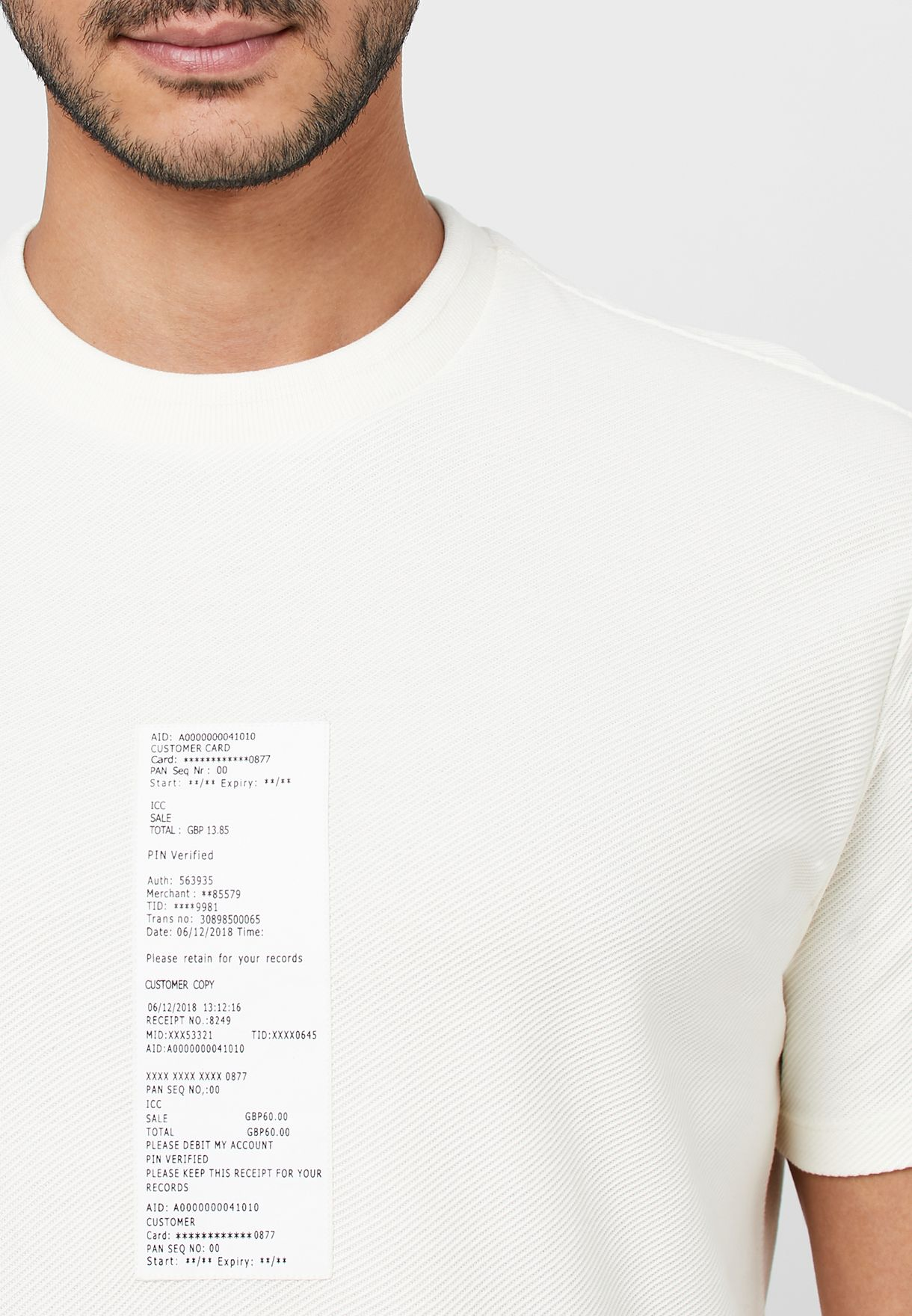 Essential Crew Neck T-Shirt