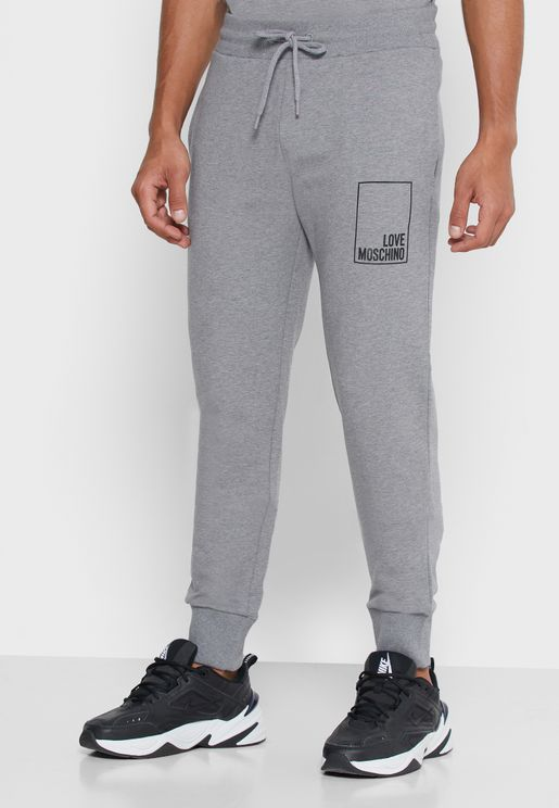 Logo Box Sweatpants
