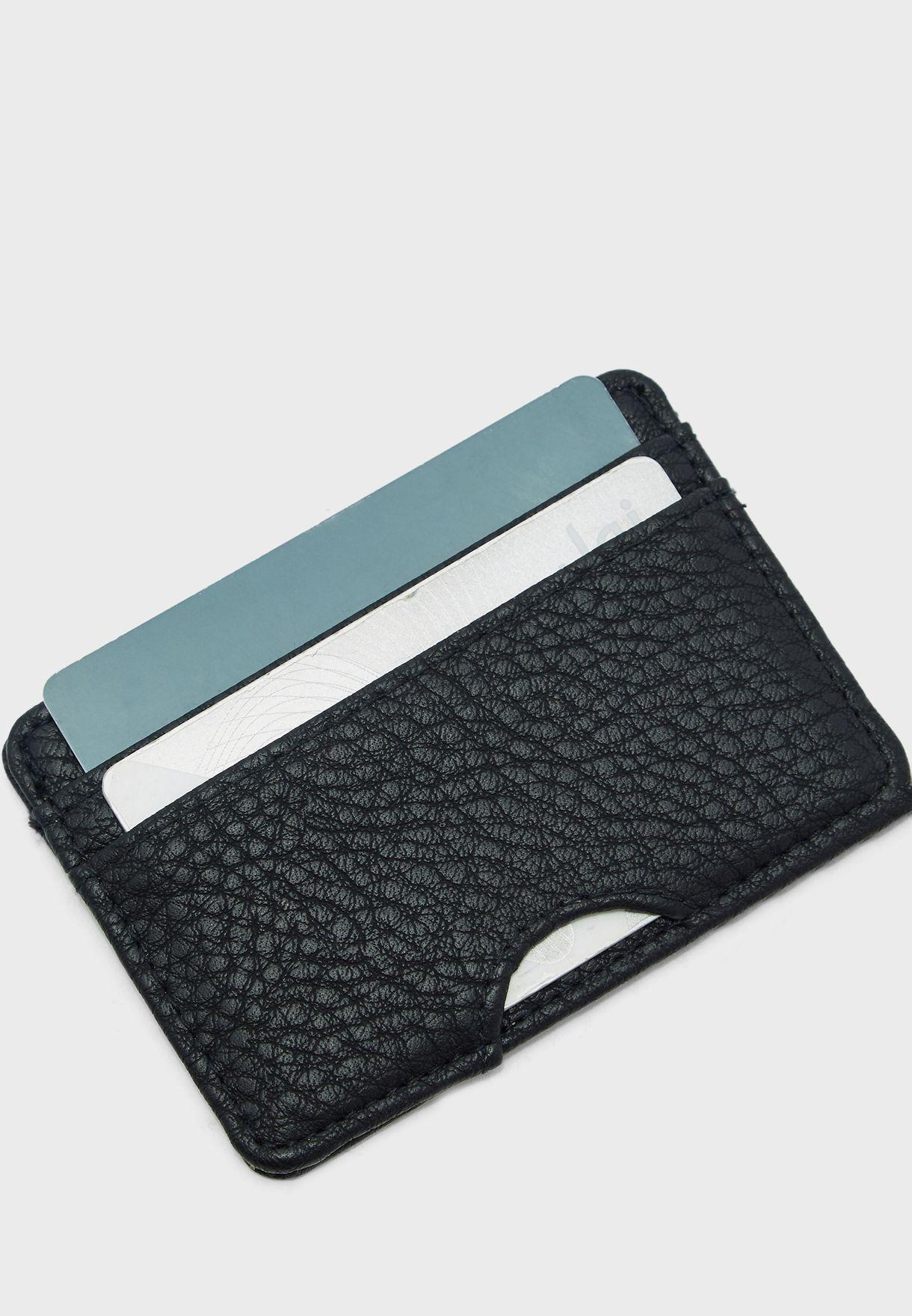 Textured Card Holder
