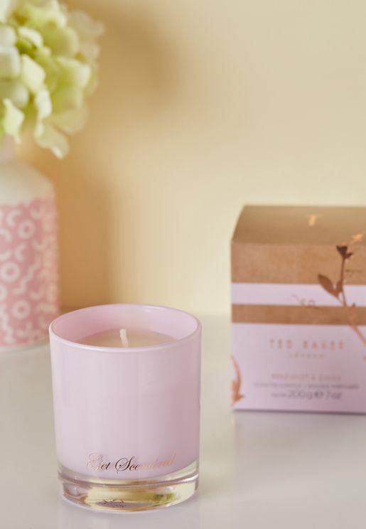 Bergamot & Cassis Candle