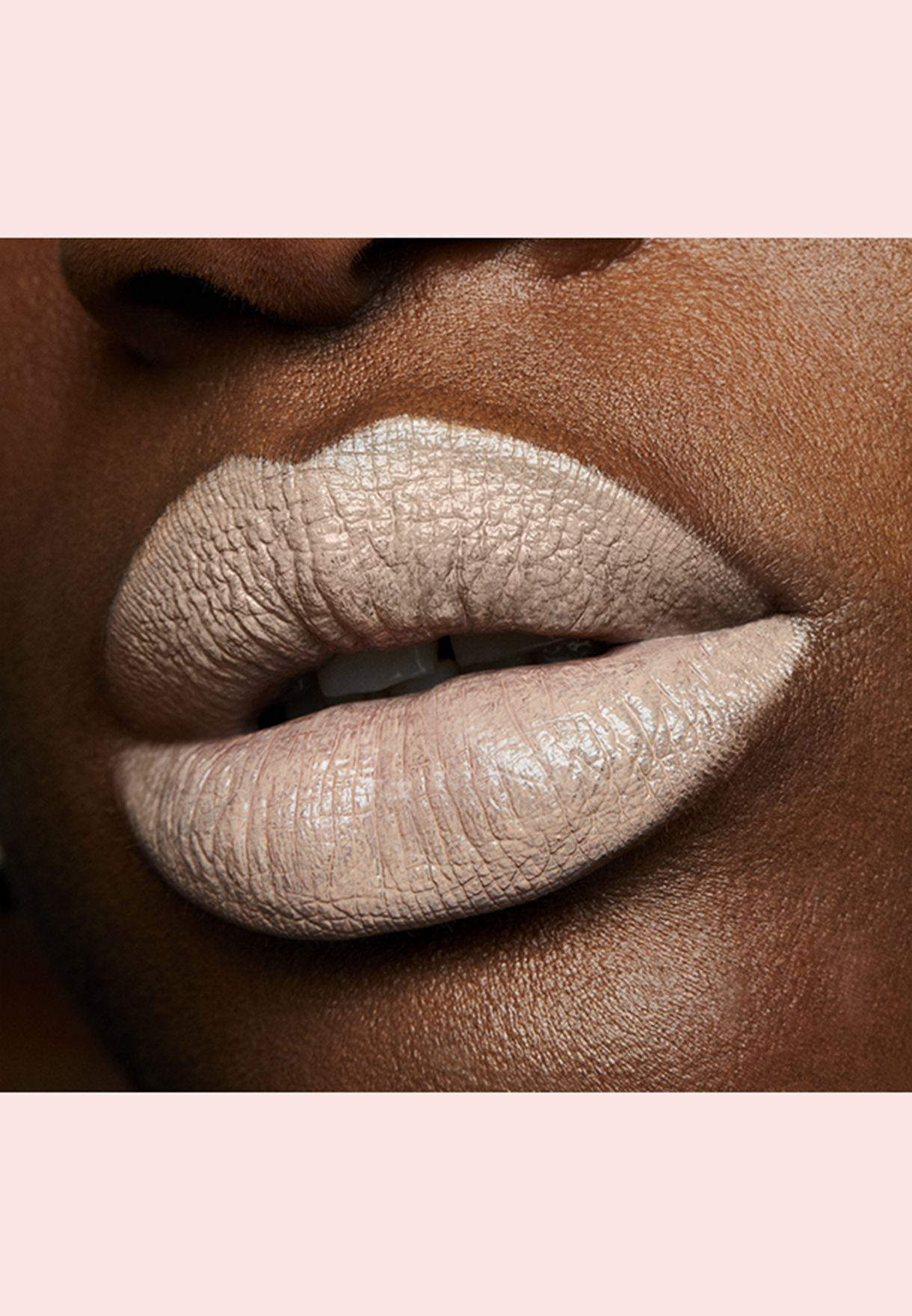 Amplified Creme Lipstick - Bare Bling