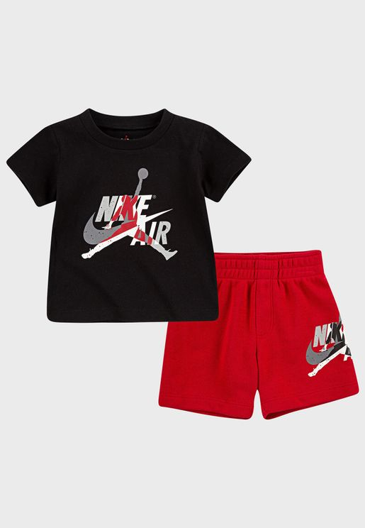 Infant Jordan Jumpman Classics Set