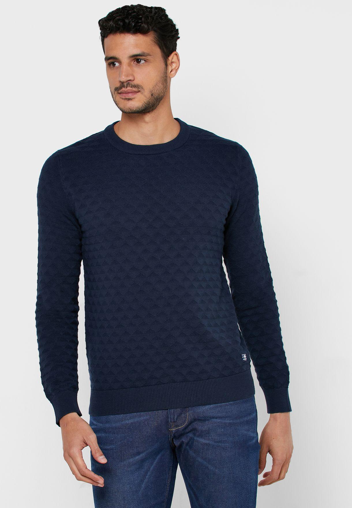 Blake Knitted Sweater