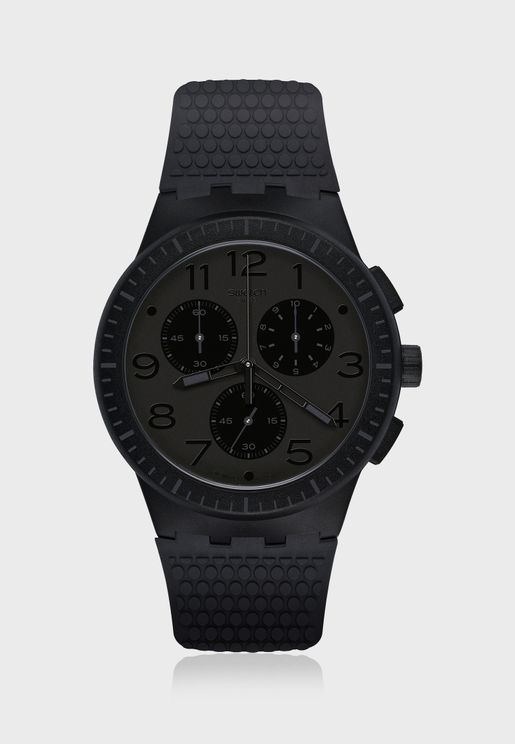 Dark Piege Analog Watch