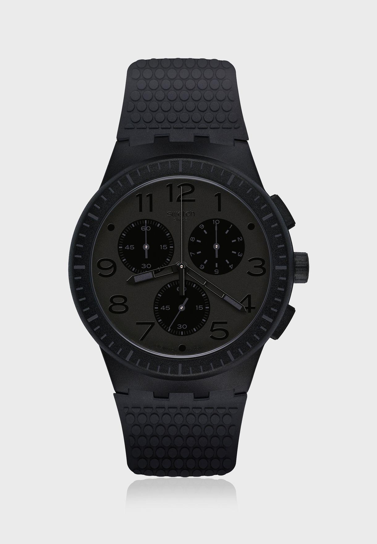 Dark Piege Analog Watch