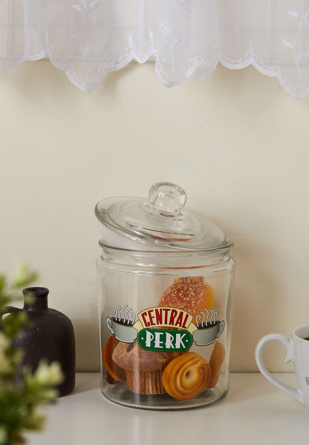 Friends Central Perk Ceramic Cookie Jar