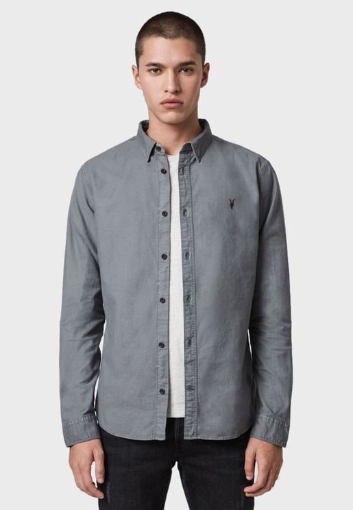 Hungtingdon Relaxed Shirt