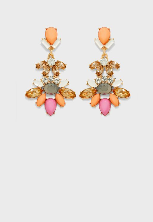 Filur Drop Earrings