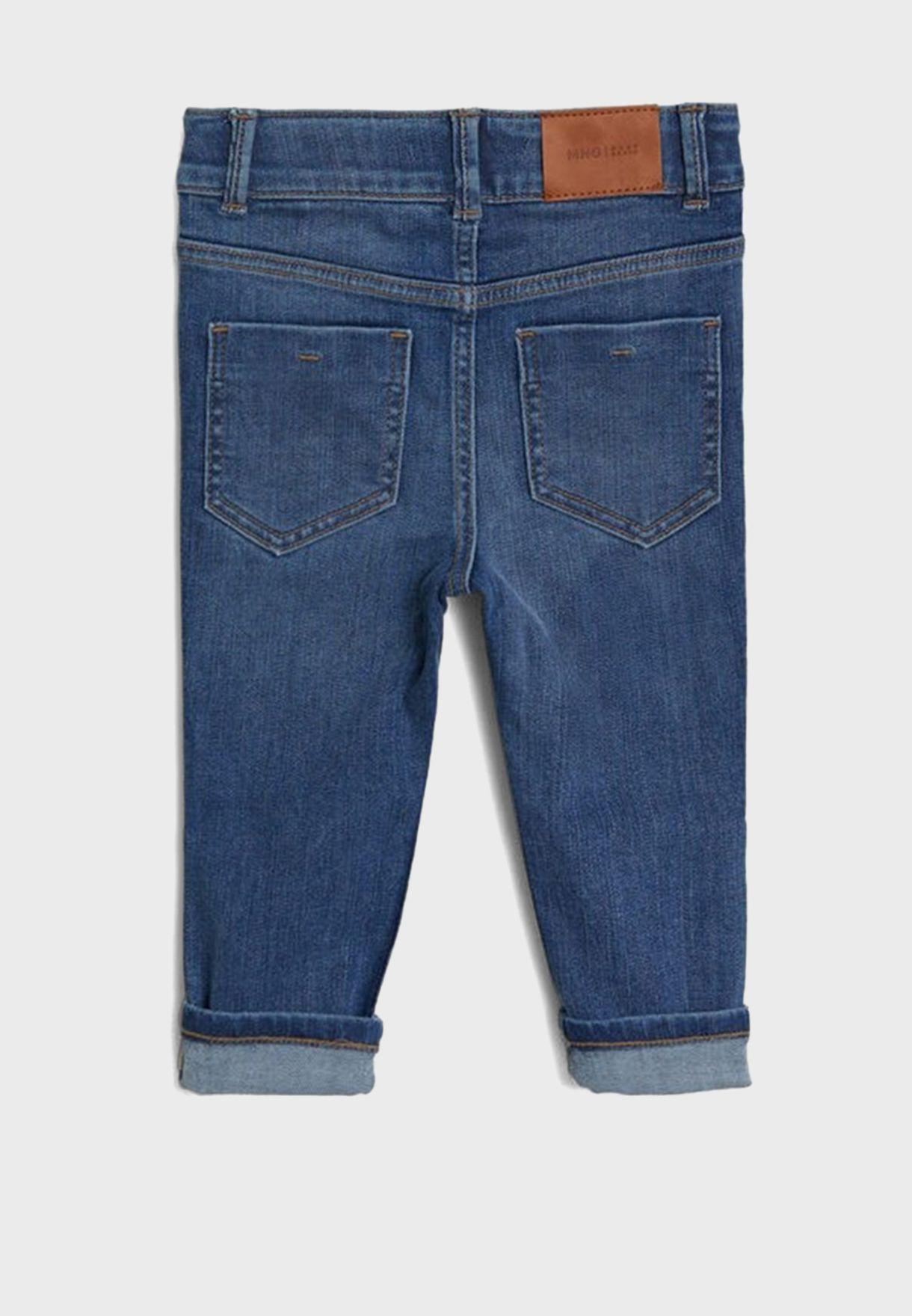 Infant Slim Jeans