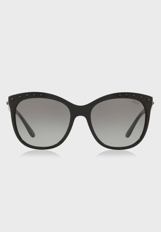 0PH4140 Wayfarer Sunglasses