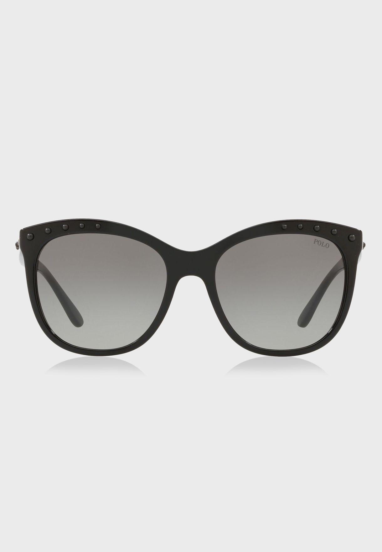 0PH4140 Wayfarer Sunglasses