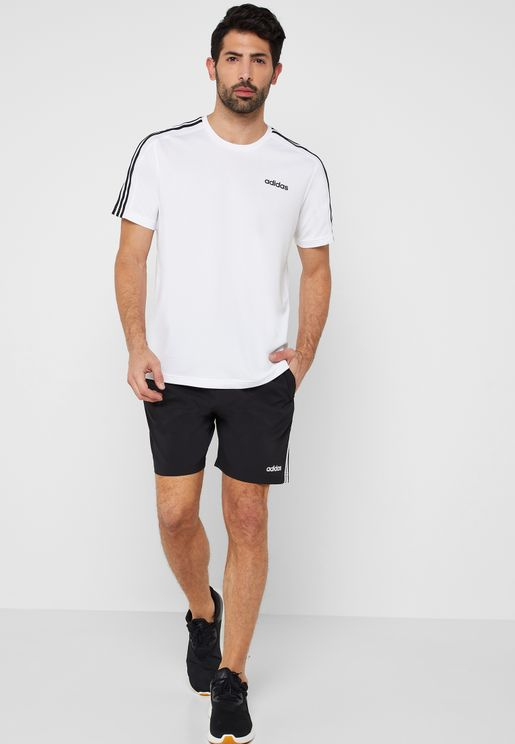 Chelsea Essential 3 Stripe Shorts
