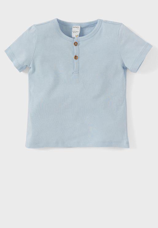 Infant Henley T-Shirt