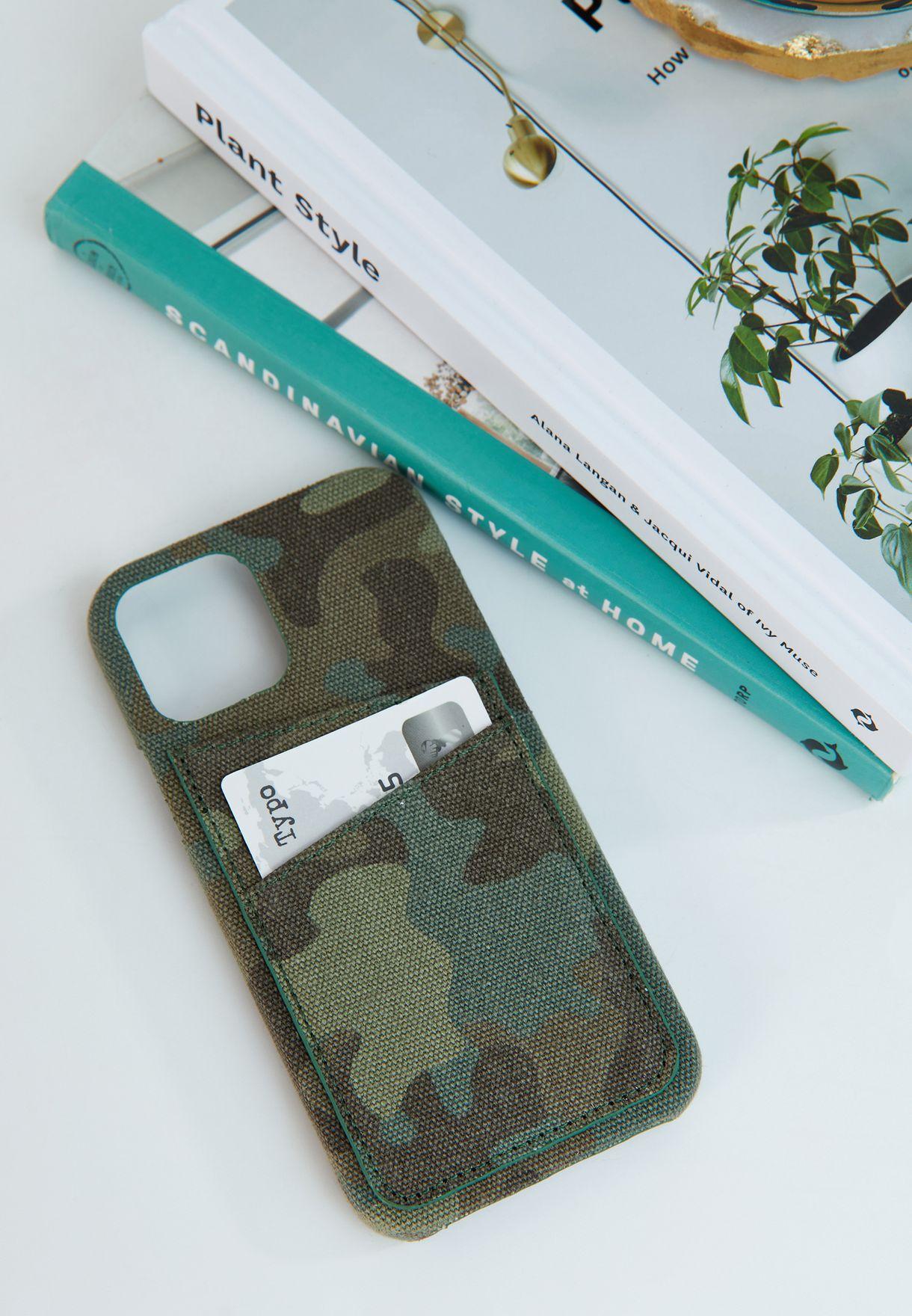 Camo Iphone 12 Case