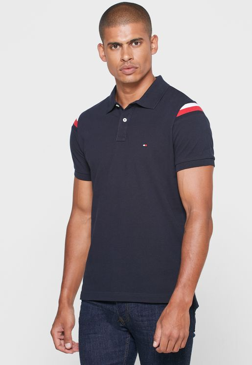 Insert Slim Fit Polo
