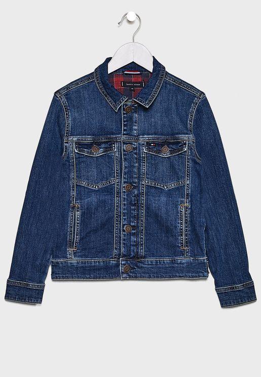 Teen Denim Jacket