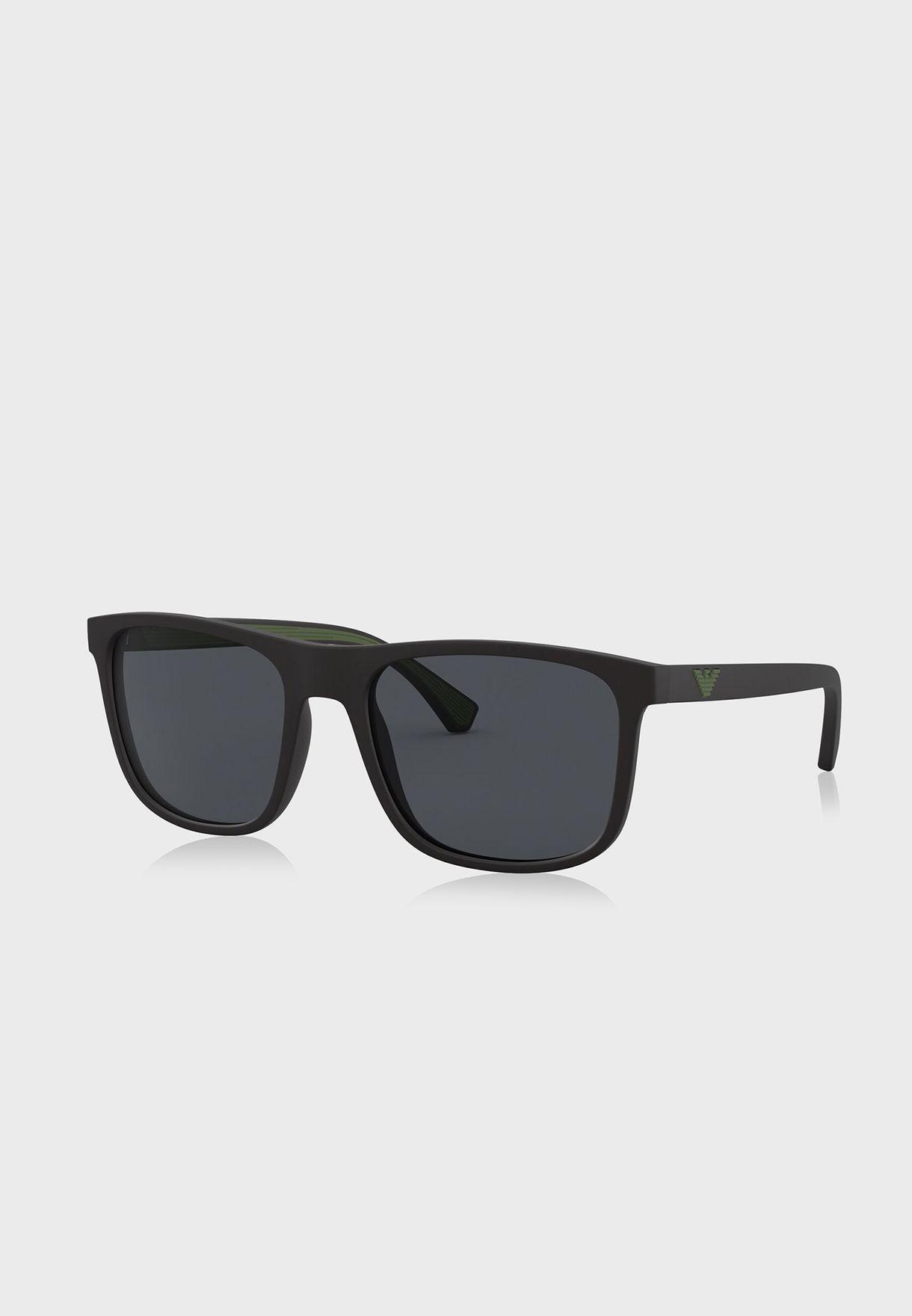 0EA4129 Shape Sunglasses