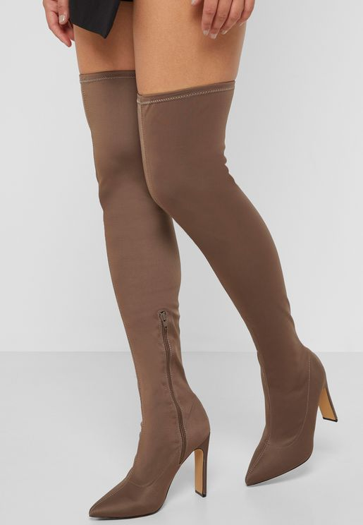 Stage Knee Boot