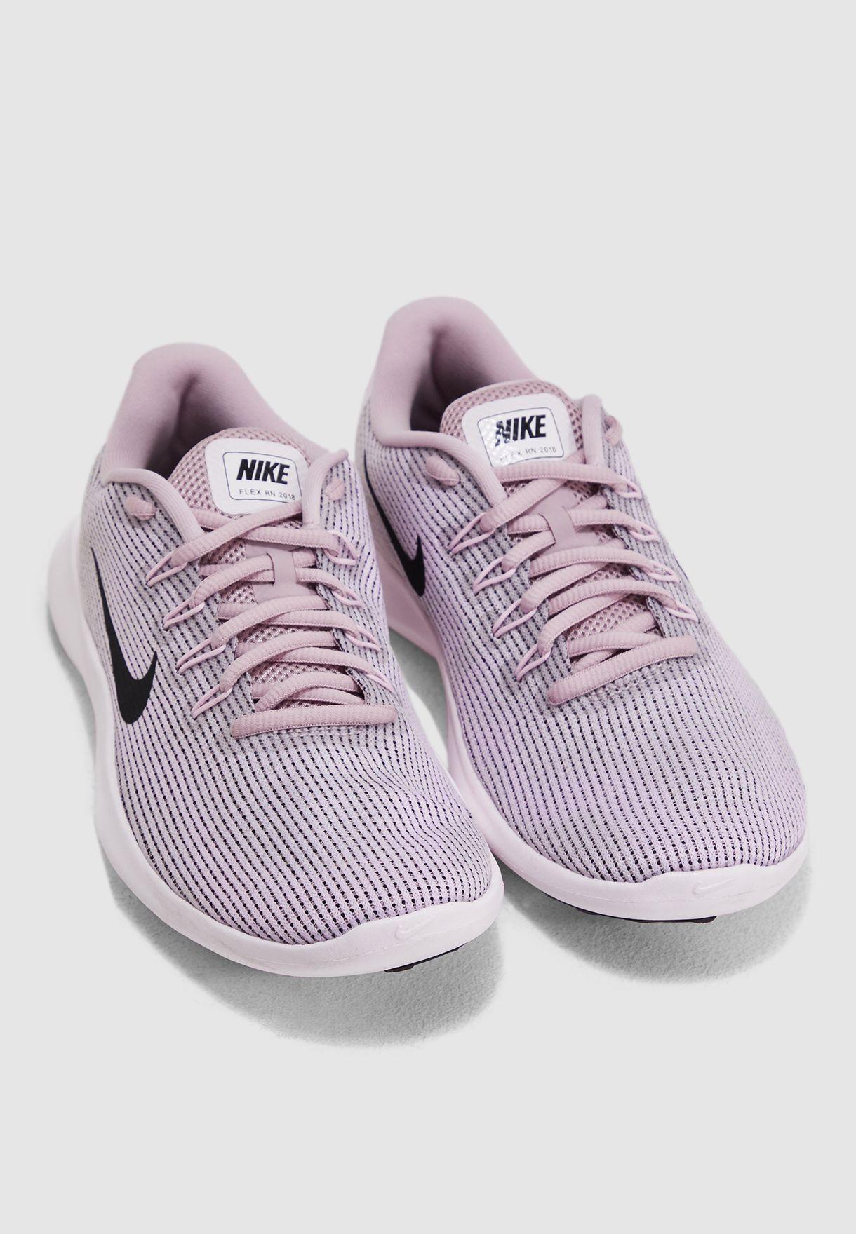 9f626509741 Shop Nike purple Flex 2018 RN AA7408-500 for Women in Saudi ...