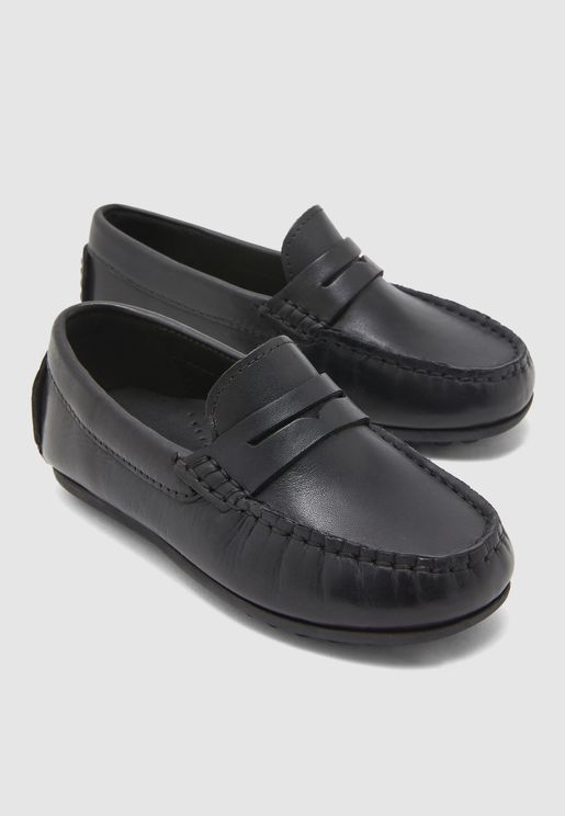 Kids Hybrid Moc Loafer