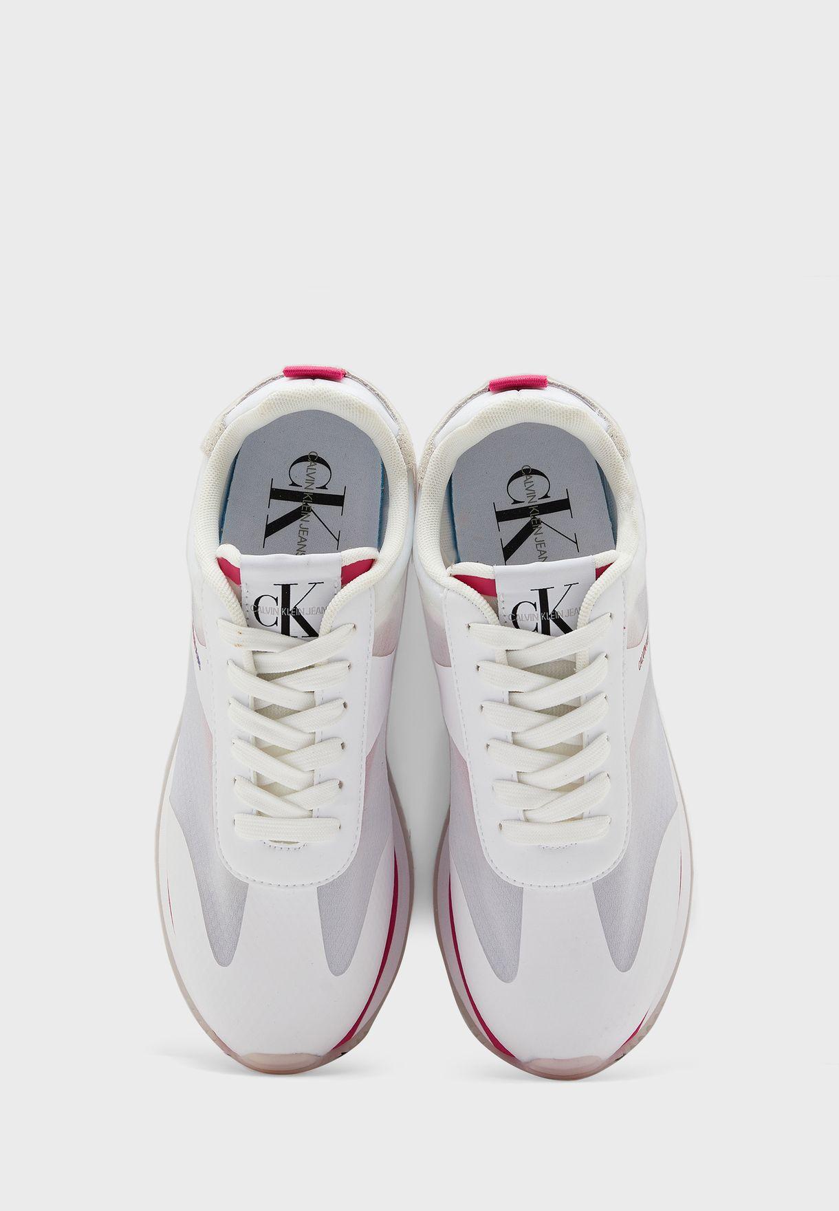 حذاء ركض بكاحل منخفض