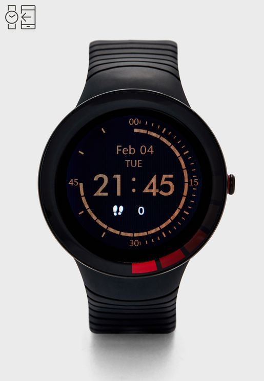 Smart Watch With GPS Tracking, Heart Rate Measure