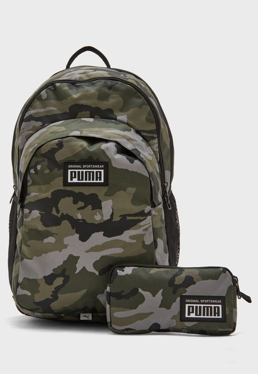 Academy Camo Backpack